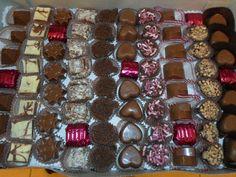 מגוון שוקולד בצורות וטעמים http://www.adi-candies.co.il