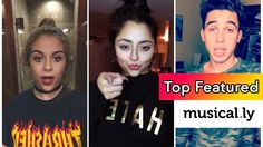 Top Featured Musical.lys of December 2016 Week 3 | The Best Musical.ly C...