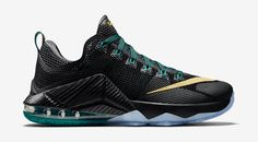 Nike Beefs Up the LeBron 12 With Carbon Fiber