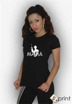 Мафия футболка