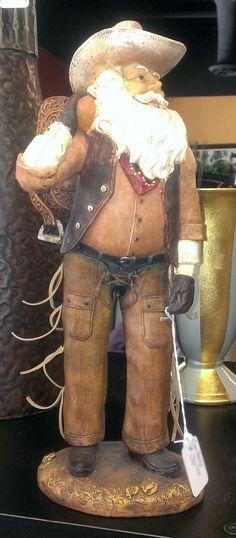 Images about cowboy santa porch sitter pattern