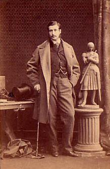 His Royal Highness Duke Philipp of Württemberg (1838-1917)