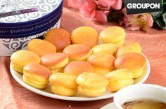 Cheese Balls, Taiwanese Dessert  【雅瑟琳娜】黃金乳酪球