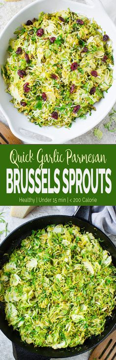 This shredded and sautéed brussels sprouts are super quick and easy to prepare in no time. A healthy side you can include in your party or holiday dinner menu. It is so addictive. | #brusselssprouts #healthysides #thanksgivingsides via @watchwhatueat