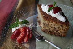 Κέικ μπανάνας ⋆ Cook Eat Up! Cake Frosting Recipe, Frosting Recipes, Cake Recipes, Soul Food, Banana Bread, Sweet Treats, Goodies, Sweets, Baking