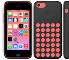 Apple - iPhone 5c- need this because all the other cases I have cover the color of my phone