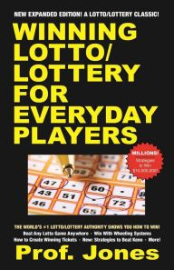 Join the many players who've won million and multimillion dollar jackpots at lotto and lottery using Prof. This is the book 150 million people would love to read. The worlds
