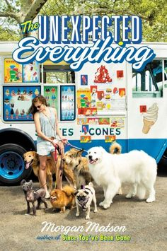 Join Team LC in reading this month's book club selection: The Unexpected Everything