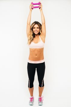 Up next from the Tone it Up girls is the ultimate total body workout for that little white rehearsal dinner dress! Nothing beats feeling good the day before you walk down the aisle and this workout is sure to give your whole body a good ol' kick in the bridal butt. Once you've completed this intense […]