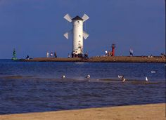 Swinoujscie , the town at the East Sea ofcourse!