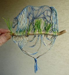 Needle lace by Herczeg Ágnes