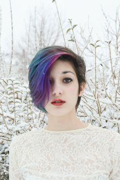 Multi-Colored Hair