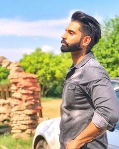 Ideas For Fitness Motivacin Pictures Models Shirts Stylish Beards, Stylish Boys, Beard Styles Names, Parmish Verma Beard, I Miss You Cute, Punjabi Models, Boy Photography Poses, Fitness Motivation Pictures, Famous Singers