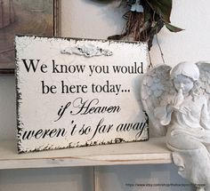 MEMORY TABLE SIGN  If you are having a collection of pictures of friends & family members at your wedding who have already passed on, this is the perfect IN MEMORY OF sign to include in your display. This elegant little MEMORIAL SIGN is aged to perfection in distressed & aged SOFT VINTAGE WHITE with aged BLACK lettering. I added a beautiful ROSE ARCHITECTURAL EMBELLISHMENT for added vintage beauty. Just the right size for your display.........8 x 10.  IMPORTANT NOTE: This sign stands ...