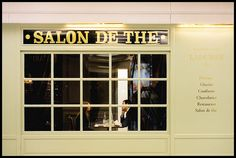 Salon De The at Orly Airport
