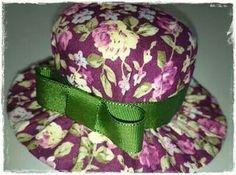 Sombrerito Alfiletero