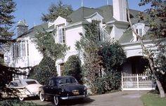 Lana Turner's house, Los Angeles, California