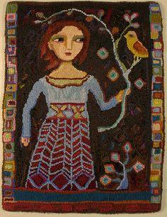 Yellow Bird    by Ann Willey