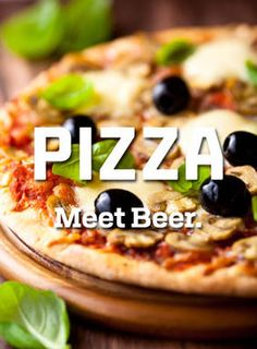 Pizza & Pasta Pairings | The Beer Store