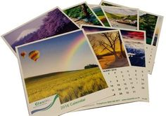 CD Calendars - Desktop Calendars - Promotional Gifts - Advertising