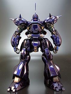 Painted Build: MG Kampfer Chrome Gundam Flauros, Gundam Wing, Gunpla Custom, Custom Gundam, Crazy Robot, Barbatos Lupus, Gundam Astray, Kendo, Miniatures