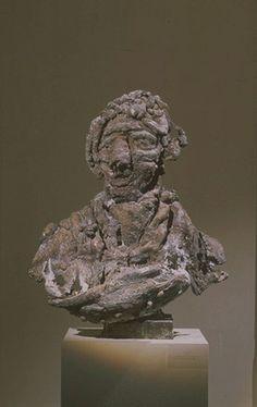 Marc Quinn Louis XVI 1989 Baked dough, cast in bronze Dimensions variable