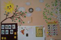 оформлення групи до весни в дитячому садку 7