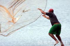 Pescadores de Unare, Edo Anzoátegui #Paisajes #Venezuela #Rincones Reportero Gráfico - José Rodríguez