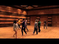 Dalcroze Eurhythmics Stopping-Starting Quick Reaction with Greg Ristow - YouTube