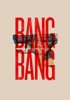 Bang Bang Inspired by Nancy Sinatra's cover of Bang Bang (My Baby Shot Me Down). © 2009 Mark Weaver