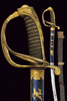 """An 1819 model """"Cacciatori"""" sabre                                                     category:     Military Swords & Sabres                     provenance:     Piedmont                    dating:       first quarter of the 19th Century"""