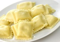 italian ravioli recipe ⋆ Recipes with photos Rigatoni, Penne, Dinner Dishes, Pasta Dishes, Dinner Recipes, Best Pasta Recipes, Best Italian Recipes, Spinach Recipes, Vegetarian Recipes