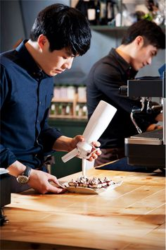#cafe #barista #바리스타 #photographer #포토그래퍼