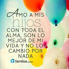 Amo a mis. ..