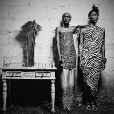 """Styling by Bryan Emry and photography by Brian Siambi for Adele Dejak's """"My heart beats Africa"""". MEET: Stylist, creative, connector Bryan Emry 