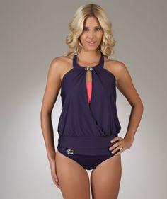 Purple Tankini | Women's Swimsuits | Two Piece Bathing Suit---super cute website