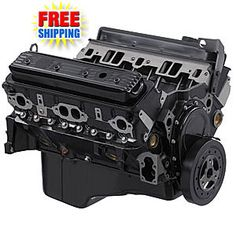 Chevrolet Performance 12568758 - GM Goodwrench 1987-95 Truck 350ci/210HP Engine
