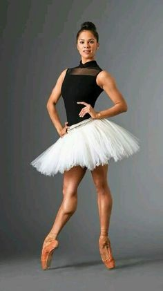 Misty Copeland is the first African-American performer to be appointed as a principal dancer for American Ballet Theatre. Misty Copeland, Photography Winter, Ballet Photography, Black Dancers, Ballet Dancers, Ballet Art, Bolshoi Ballet, Alvin Ailey, Modern Dance