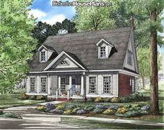 House Plan #026255 - Windstone Place - Distinctive House Plans