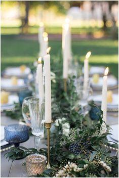 Romantic White + Green Tuscan Wedding |Utah Kristina Curtis Photography