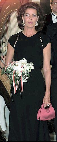 Princess Caroline of Monaco. Andrea Casiraghi, Charlotte Casiraghi, Grace Kelly, Patricia Kelly, Princess Stephanie, Princess Charlene, Beatrice Borromeo, Princesa Alexandra, Albert Von Monaco