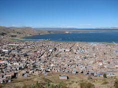 PEROU 2007, Puno, lac Titicaca