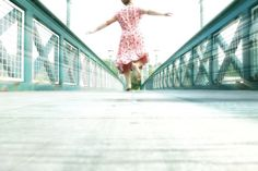 dance across a bridge today by giggie larue, via Flickr  http://onebillionrising.org/