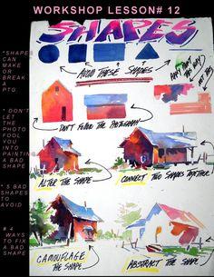 "Tom Lynch notes on ""Shapes"", http://www.tomlynch.com/"