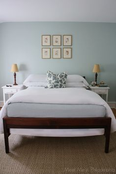 Guest Bedroom Colors graystonebenjamin moore in matte finish - dear lillie: guest