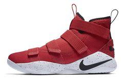 Preview: Nike LeBron Soldier XI 'University Red' - EU Kicks: Sneaker Magazine