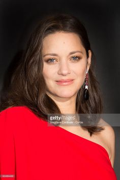 Actress Marion Cotillard attends the 'Allied - Allies'- Paris Premiere at Cinema UGC Normandie on November 20, 2016 in Paris, France.
