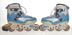 Ultra Wheels ABEC 3 Women's Rollerblades Inline Skates US 10  Priority Ship! #UltraWheelsABEC3