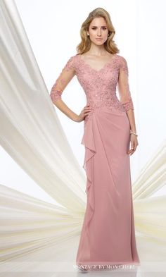 Blush Pink mother of the bride dress,Lace Beaded mother's wears,Half Sleeves mother of groom dresses,2016 mother of the bride gowns