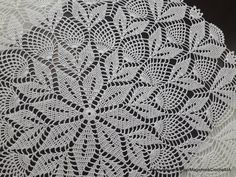Crochet doily, Lace napkin, Round White doilies, Knitted tablecloth The white doily is ready for shipment. Color: 003 white size - inches cm) I can do in a different color See also other crocheted napkins (listings) my shop Free Crochet Doily Patterns, Crotchet Patterns, Crochet Mandala, Crochet Designs, Crochet Stitches, Lace Doilies, Crochet Doilies, Crochet Lace, Crochet Round